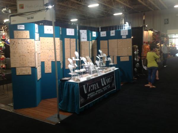 VeraWolf Jewelry trade show USA