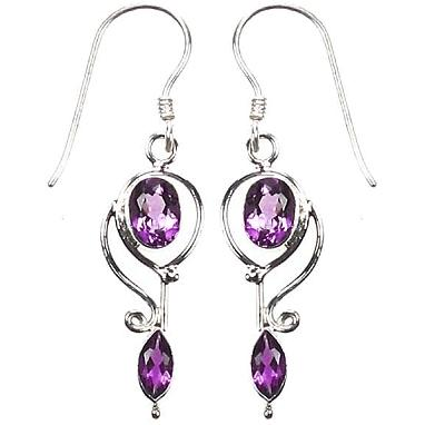 Amethyst Synergy Earrings