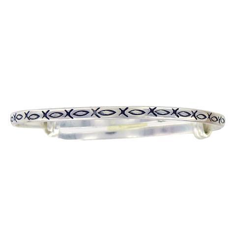 Sterling Silver Baby Bracelet